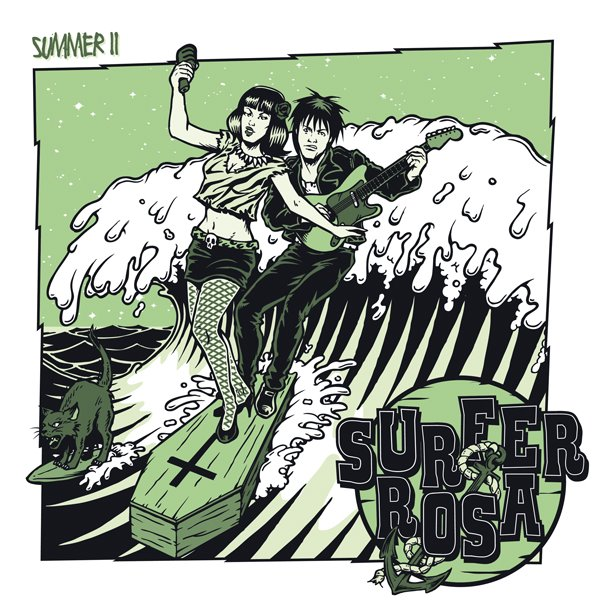 Surfer Rosa : Summer 11 (New EP 6 Titres)